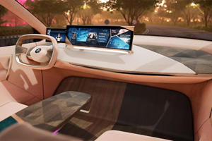 The BMW Of The Future Is Coming To CES