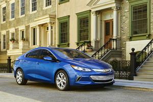 What's Happening With The Chevy Volt Crossover?