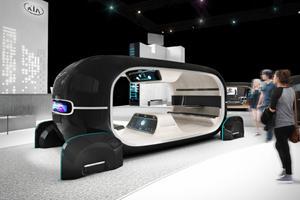 Kia Reveals Vision Of Autonomous Driving