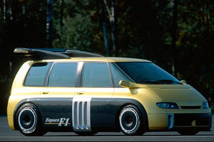 Fastest Minivans On The Planet