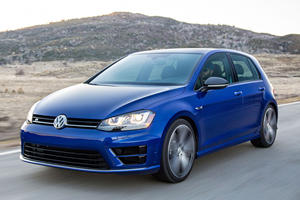 Look Out, Your VW Golf R Could Explode!
