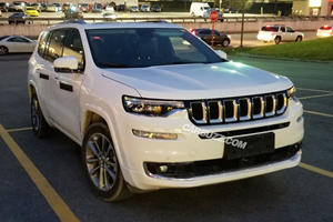 China's Jeep Grand Commander Coming To America As A Dodge?