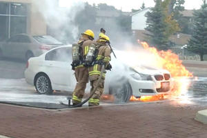 BMW Fined $10 Million Over Engine Fires