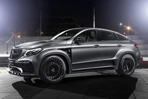 800-HP Mercedes GLE Proves The World Is Never Enough