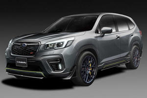 This Is The Subaru Forester STI