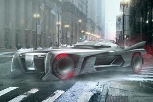 Bruce Wayne Will Love This Rolls-Royce Batmobile