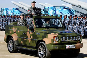 China Claims This Is The World's Most Reliable 4x4
