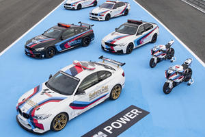 Awesome BMW Pace Cars Over The Past 20 Years