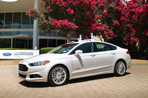 Ford Working With Students On Autonomous Tech Research