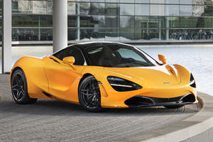 McLaren 720S Spa 68 Edition Pays Tribute To Historic Win