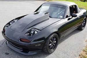 Mazda Miata Gets Extreme Makeover With 6.7-Liter V8