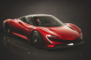 McLaren Says No Two Speedtails Will Be Alike