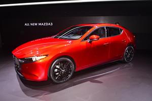 2020 Mazda3 Houses Bass Speakers In Very Unusual Location