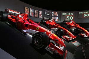 Ferrari Pays Tribute To Michael Schumacher On His 50th Birthday