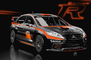 This Is The New Lancer Evo Mitsubishi Will Never Build