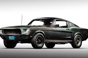 Own A Small Piece Of The Original Ford Mustang Bullitt