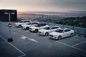 Volvo Finishes 2018 With Best Sales Year Ever