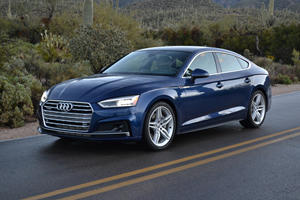 2018 Audi A5 Sportback Test Drive Review: A Sedan In Wolf's Clothing