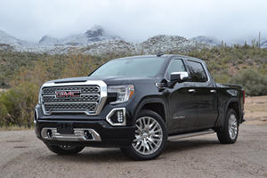 2019 GMC Sierra Denali Test Drive Review: GM's Luxury Truck Could Use A Lesson In Class