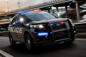 This Is The All-New 2020 Ford Explorer Police Interceptor