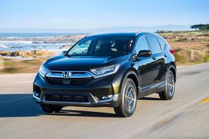 2019 Honda CR-V Review
