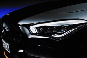 This Is Our Clearest Look Yet At The New Mercedes CLA