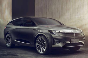 This Is The Best Autonomous Car To Emerge From China