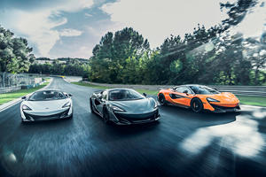 McLaren's Record Sales Year Should Have Ferrari Shaking