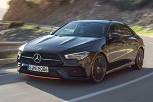 LEAKED: New 2020 Mercedes CLA Breaks Cover