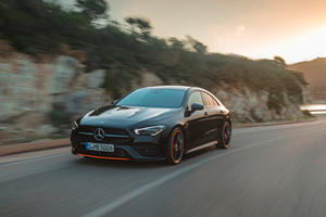 Here It Is! The 2020 Mercedes-Benz CLA Is A Total Looker