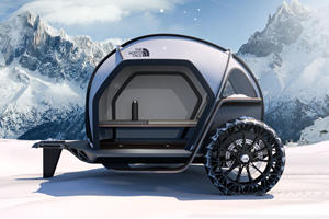 BMW Creates The Camper Of The Future