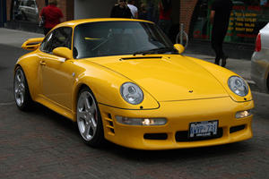 Car and Driver Visit Ruf to Drive Yellowbird and New CTR3