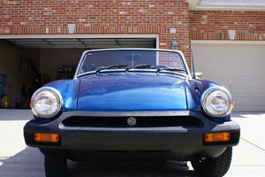 Unearthed: 1979 MG Midget