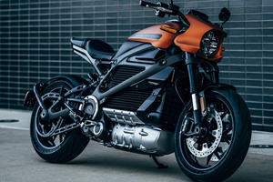 All-Electric Harley-Davidson Can Be Ordered Now