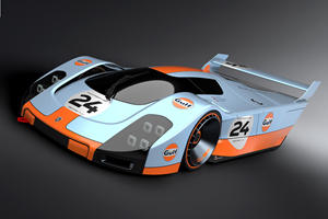 We Hope Race Cars Look This Cool In The Future