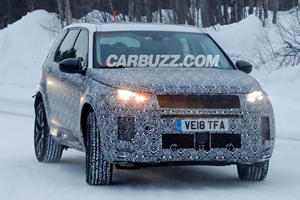 New Land Rover Discovery Sport Coming In 2020