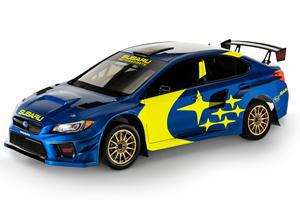 Subaru Resurrects Most Iconic Motorsports Livery