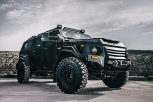 The Best Armored Vehicles Money Can Buy