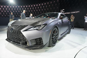 Hardcore 2020 Lexus RC F Track Edition Is Here