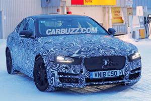Jaguar XE Facelift Prepares To Battle New BMW 3 Series