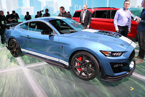 Meet The 2020 Shelby GT500: The Most Powerful Mustang Ever Made