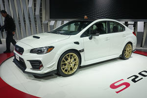 Subaru STI S209 Arrives As The Hottest WRX Ever Offered In America