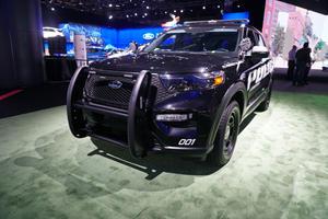 2020 Ford Police Interceptor Looks Greener Than Ever