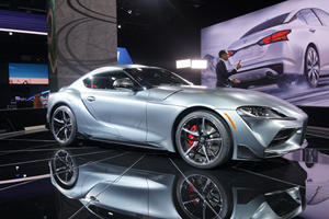2020 Toyota Supra Coming With Four-Cylinder Engine