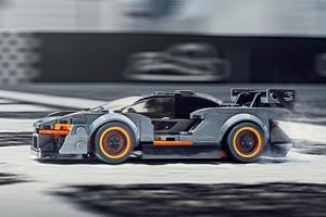 This McLaren Senna Is One Cheap Toy