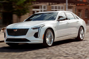 The Cadillac CT6 May Not Be Dead After All