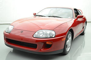 Dealer Quadruples Price Of Recently Auctioned 1994 Supra