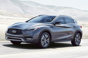The Infiniti QX30 Is Living On Borrowed Time