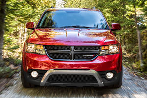 Why Isn't The Dodge Journey At Detroit 2019?