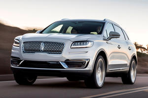 2019 Lincoln Nautilus Already Recalled For Embarrassing Problem